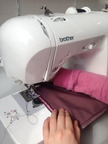 Samenwerking naaimachinehuis