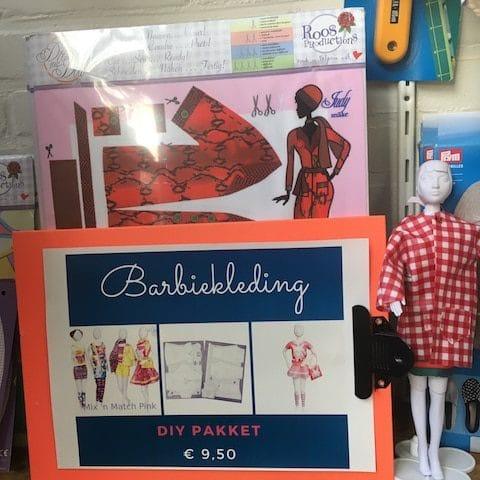 Barbie kleding Shop bij Atelier MooiZO