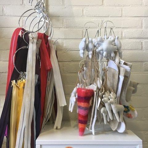 Ritsen en vilt figuurtjes Shop bij Atelier MooiZO