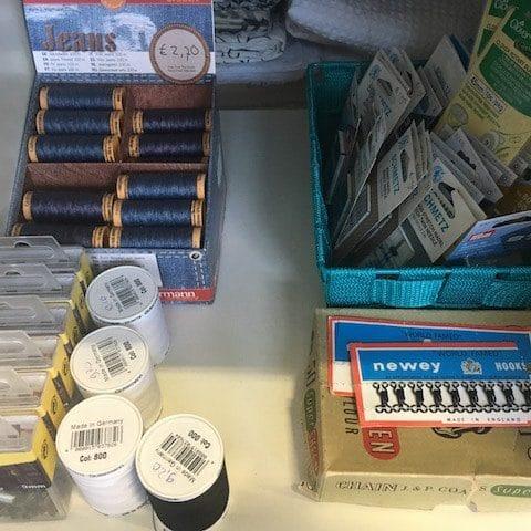 Garen naaimachine naalden haakjes Shop bij Atelier MooiZO